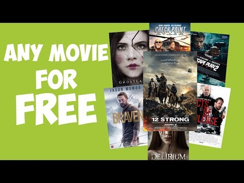 HOW TO DOWNLOAD ANY MOVIE for FREE? (LEGAL and LEGIT!!!) + PROOF