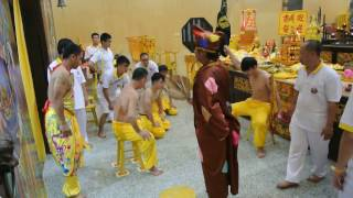 聚理斗母宫.九皇大帝.道教.马来西亚.吉打州.双溪大年 。Malaysia Kedah SP .Nine Emperor. Taoism. Vegetarian Festival....2016