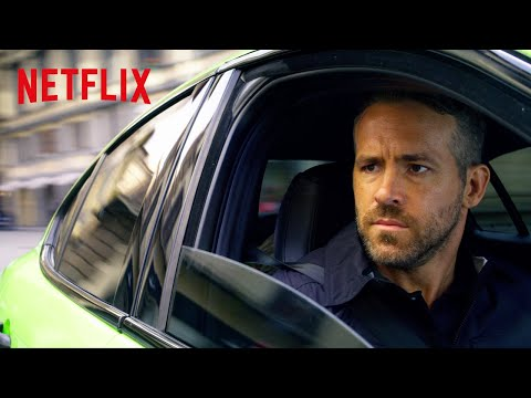 Escuadrón 6 protagonizada por Ryan Reynolds  | Visita Italia | Netflix
