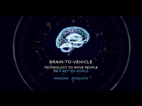 Nissan Brain-to-Vehicle Technology redefines driving for the autonomous age