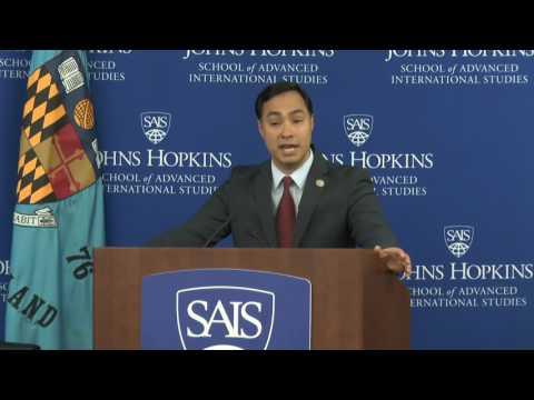 Representative Joaquin Castro, The First 100 Days: U.S-Asia Relations under the Trump Administration