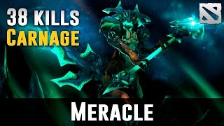 Meracle Outworld Devourer 38 kills SEA Dota 2