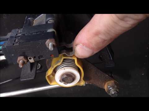 Golf Cart Forward And Reverse Switch Direction Selector Tutorial Hot Spots Youtube