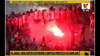 protest 10 august 2018 - marturii din infern
