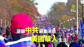 美國華人挺川普 揭中共黑手伸入華人社區 @新唐人亞太電視台NTDAPTV  20201117 - YouTube