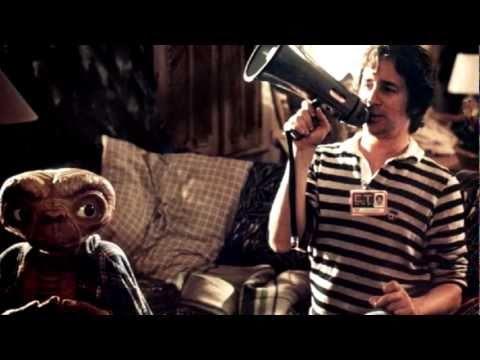 E.T The Extra Terrestrial  ( filming location video ) Steven Spielberg movie