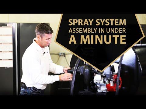 Spray System Assembly In Under A Minute | Asphalt Kingdom