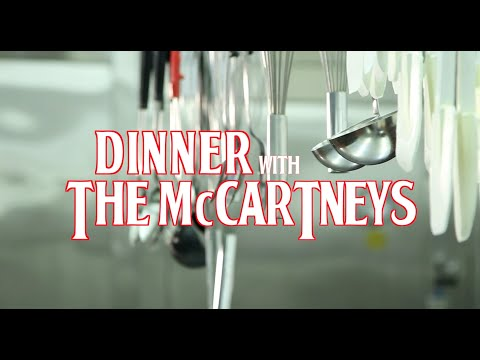 Dinner With The McCartneys