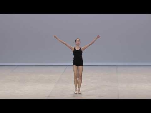 Jingyi Xu, 301 - Finalist - Prix de Lausanne 2018, contemporary