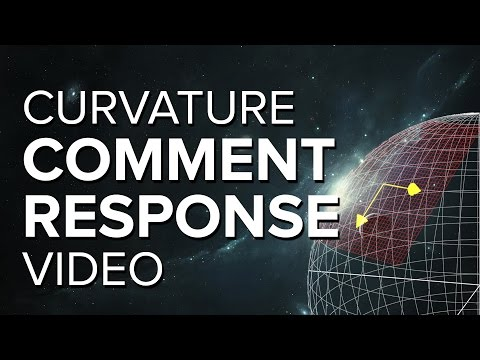 Curvature Demonstrated + Comments | Space Time | PBS Digital Studios