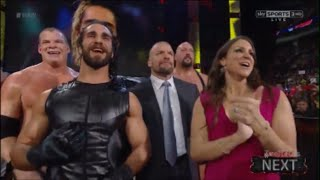 Roman Reigns & Daniel Bryan Vs Kane & BigShow (and little problems after): Raw, Feb 9, 2015