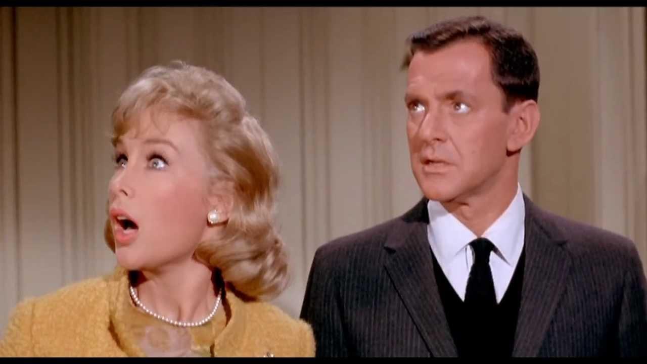 The Brass Bottle (1964 film) The Brass Bottle HD sampleavi YouTube