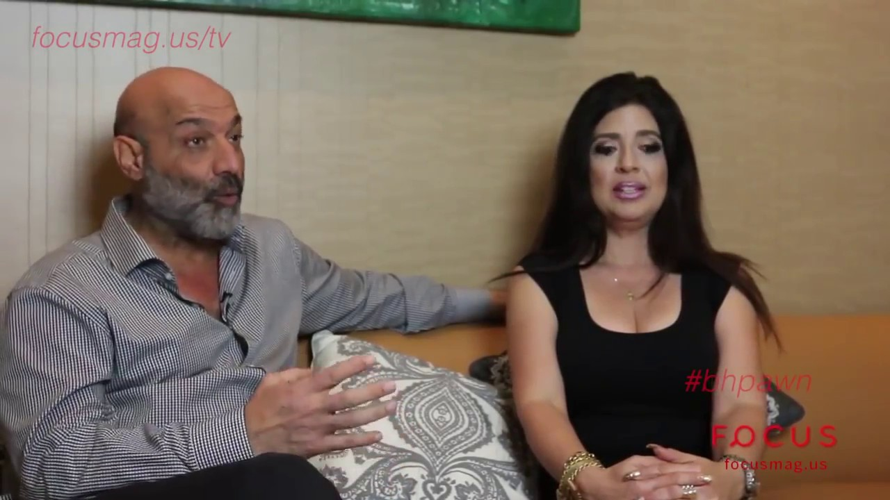 After The Show Yossi Dina Interview At The Dina Collection Of Beverly Hills Youtube