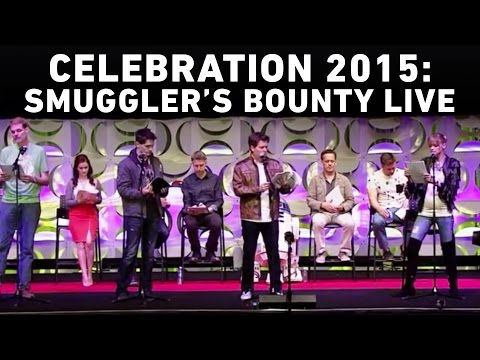 Smuggler's Bounty Live Performance | Star Wars Celebration Anaheim