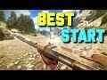 Best Start Ever - Rust Solo Survival Part 1