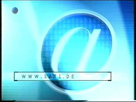 """SAT 1 Erotik Website Werbung """"Die heiße Meile"""" (1999)"""