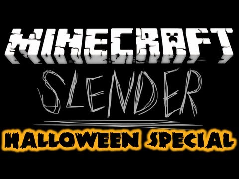 Minecraft: Slender's Forest - 2012 Halloween Special! (HD) Travel Video