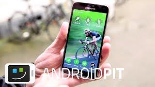 Samsung Galaxy S5 Pulsmesser ausprobiert [TEST]
