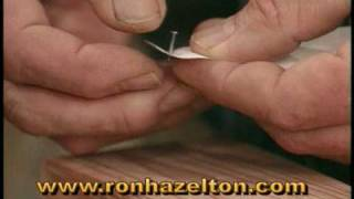 Home Improvement Tip: How to Hold Small Nails when Hammering