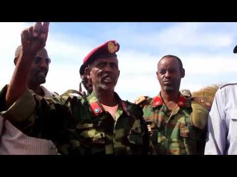 Boqolaal askar oo ka goostay somaliland kuna biiray Puntland