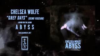 Скачать Chelsea Wolfe Grey Days Demo Version Official Audio