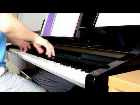 ไม่รัก...ไม่ต้อง -- นิว จิ๋ว (piano cover by Gun)