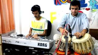 Soch Na Sake (Airlift) - Arijit Singh - Piano Tabla Cover / Instrumental
