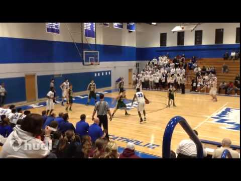 Conwell Egan Catholic High School vs  Lansdale Catholic   Vincenzo Dalessandro highlights