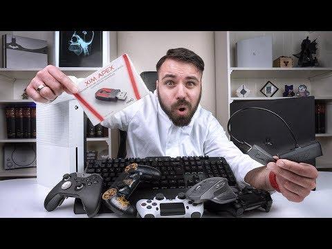 XIM APEX - DIE NEUE XIM4! - Maus Und Tastatur Wie Am PC! + Alle Controller An JEDER Konsole!