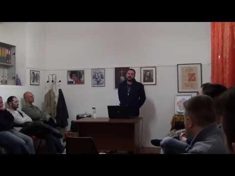 Centro Gnosi di Roma 2014  - Micky e Oksana - Viaggi astrali