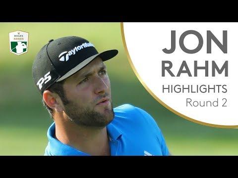 Jon Rahm Highlights | Round 2 | 2018 HNA Open de France