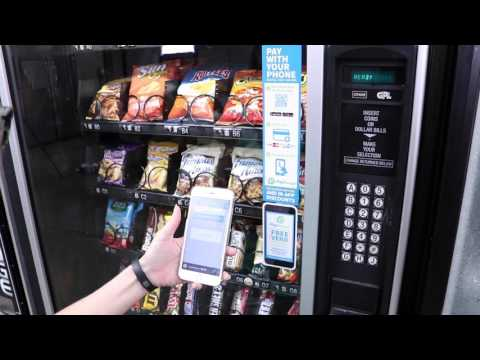 Mobile Payments - Central Wisconsin Vending | Mosinee, WI