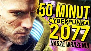 Widzieliśmy nowy gameplay Cyberpunka 2077 i jest SUPER
