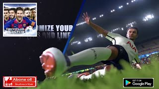 FOOTBALL MASTER 2020,GAMEPLAY,FİRST LOOK,YENİ OYUN,ANDROİD,İNDİR,DOWNLOAD screenshot 1