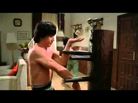 Jackie Chan Training