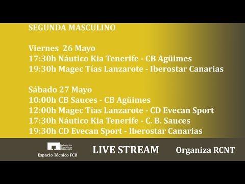 CC 2 DIV CD Evecan Sport - Iberostar Canarias