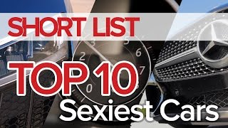 Top 10 Sexiest Cars: The Short List