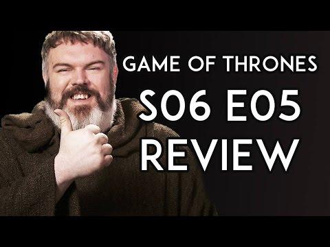 Game of Thrones Season 6 REVIEW: The Door