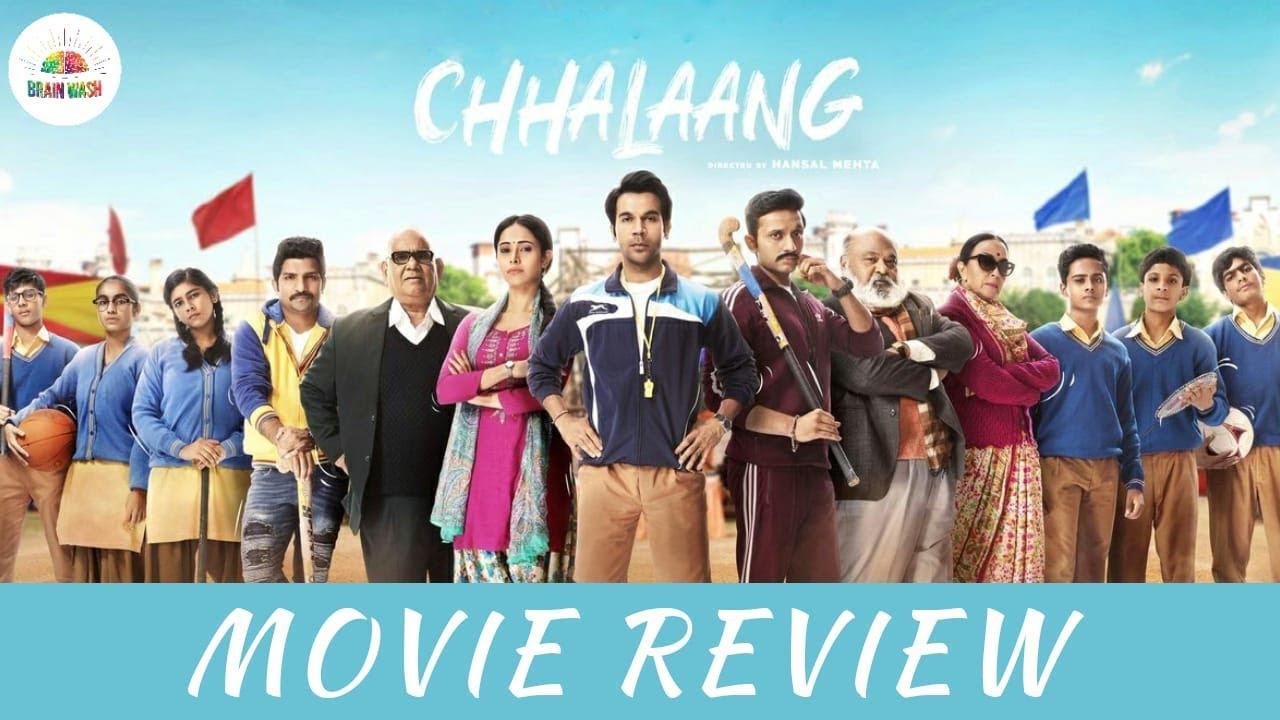 Chhalaang Movie Review | Brainwash