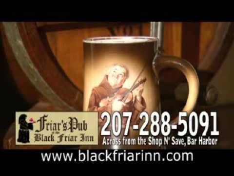 Black Friar's Pub, Black Friar Inn, Bar Harbor, Maine 04609