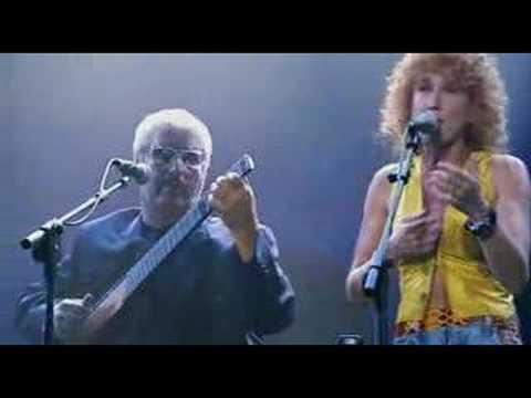 Pino Daniele e Fiorella Mannoia:A che sarà