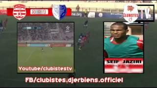 UNAF Cup : M1 : CA 3-1 Al Hilal : Déclaration Jaziri 2017 Video