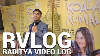 Video RVLOG - PREMIERE FILM KOALA KUMAL! download MP3, 3GP, MP4, WEBM, AVI, FLV Mei 2018