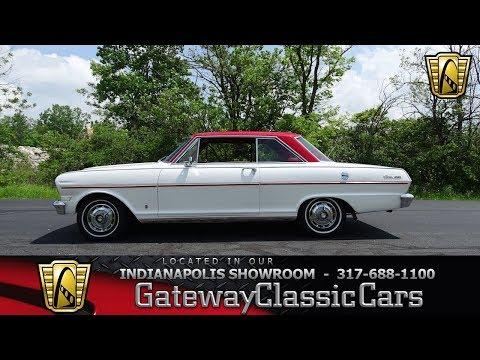 1963 Chevrolet Nova - Indianapolis Showroom - Stock # 1041