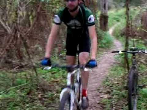 Santos (Florida) Mountain Biking MTB Trails