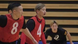 ハンドボール男子日本代表 函館合宿Vol.2【合宿スタート編】