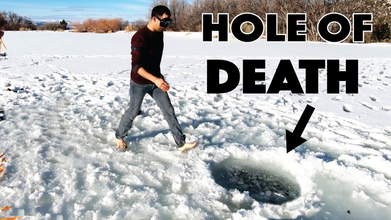 Download Falling through the ice was worse than we thought it would be.