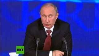 Диана Хачатрян задает вопрос Путину