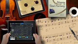 No.1 Music Theory App. Mapping Tonal Harmony Pro Mp3