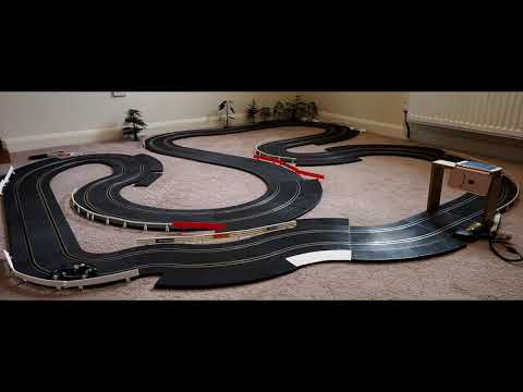 Slot racing with a BRM P25